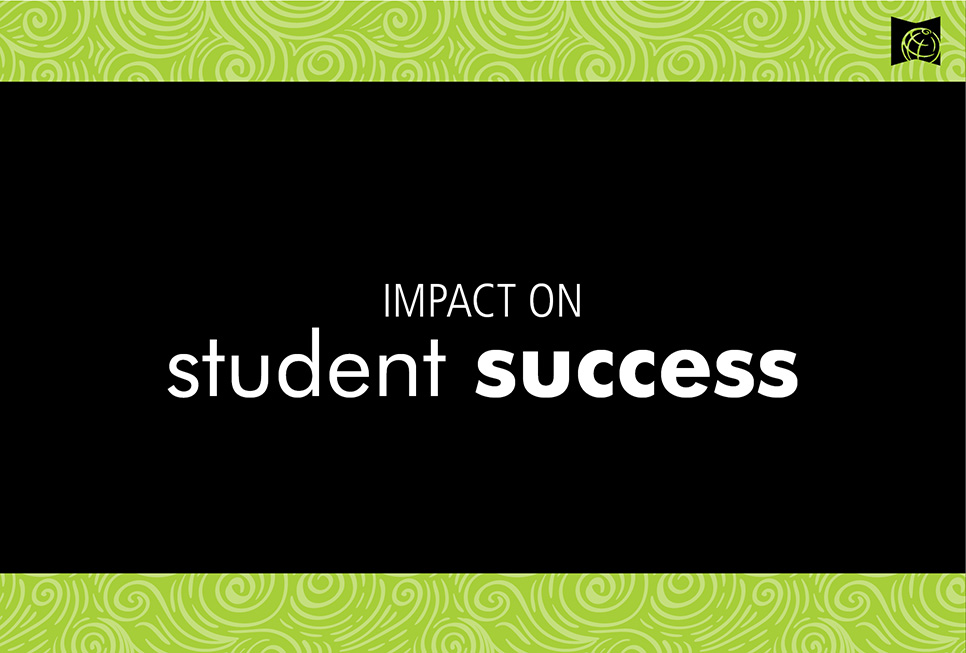 Impact on Student Success