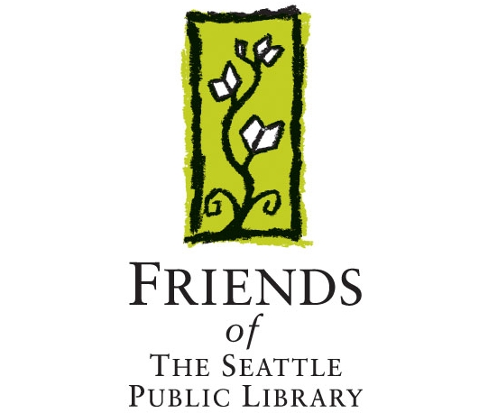 Friends of the Seattle Public Library logo