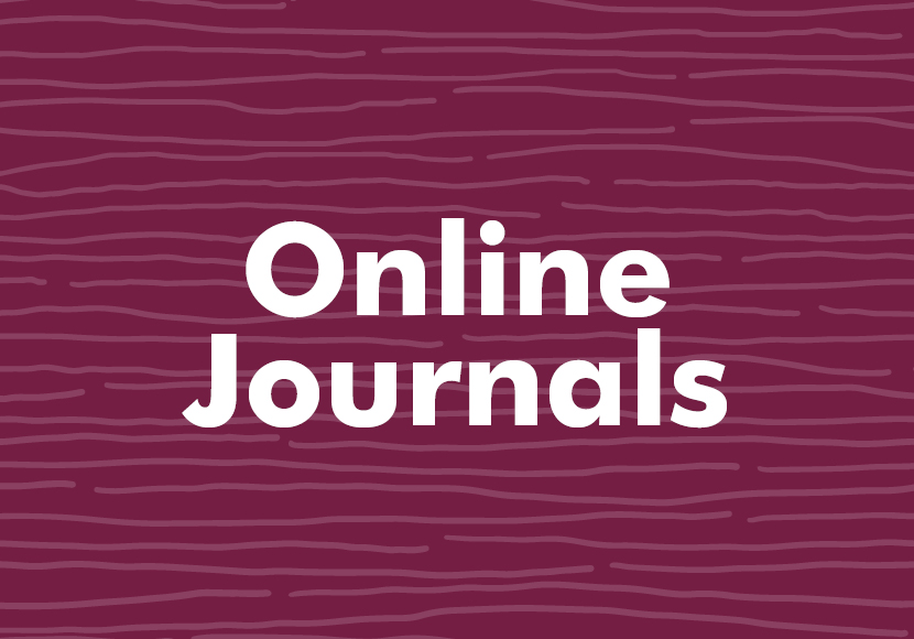 Online Journals | The Seattle Public Library
