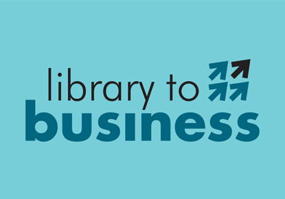 library to business artwork