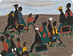 Jacob Lawrence's Migration Series With Barbara Earl Thomas