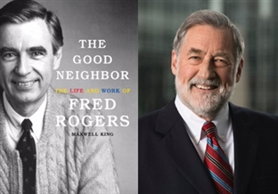 Maxwell King Discusses 'The Good Neighbor : the Life and Work of Fred Rogers'