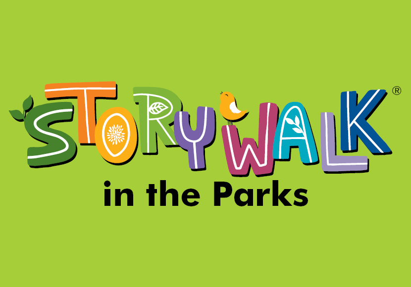 StoryWalk® in the Parks logo