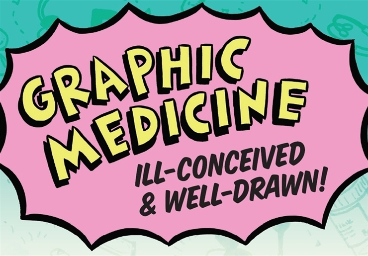 Graphic medicine ill-conceived and well-drawn!