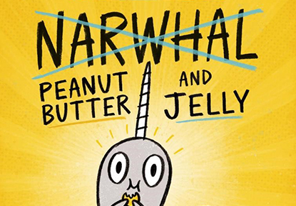 Narwhal and Jelly book cover