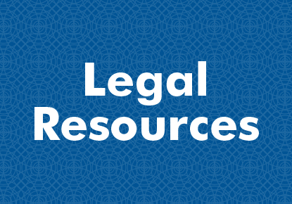 Legal Resources graphic