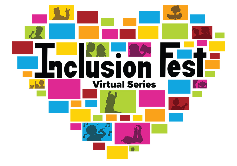 Inclusion Festival graphic