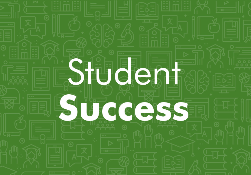 student success graphic