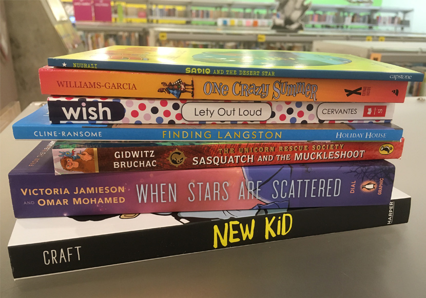 2021 Global Reading Challenge Books