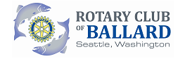 Rotary Club of Ballard logo