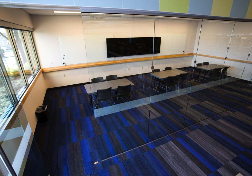 meeting room at rainier beach