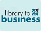 Library to Business logo